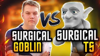 PRO vs PRO | Surgical Goblin vs Surgical TS | ALL-STAR BO5!