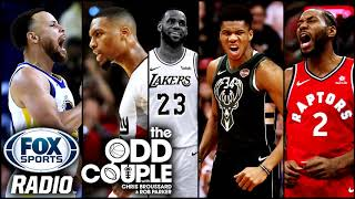 The Odd Couple - The NBA Playoffs Are Better Without LeBron James