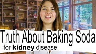 Is Baking Soda Really Good for Your Kidneys? [00Kidney Vlog05]