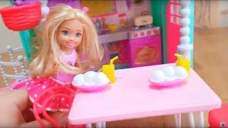 Chelsea's Princess Barbie Doll House