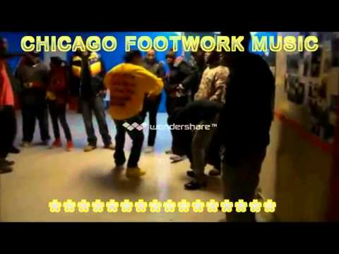 Chicago footwork music ghetto works