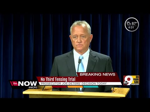Activists left unsatisfied by Deters' Tensing decision