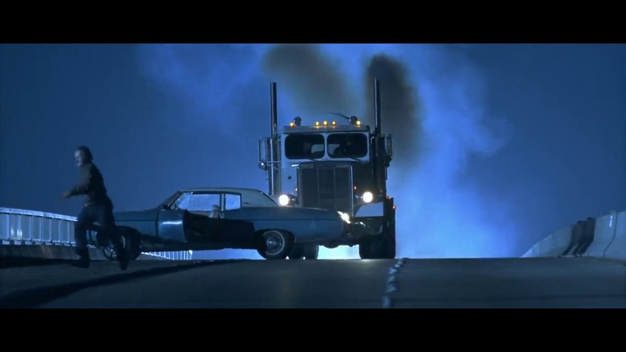 Download Terminator 2 judgment day truck chase scene