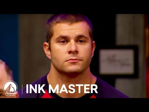 Ink Master Season 4, Episode 5: XMen Color Portrait Elimination Tattoo
