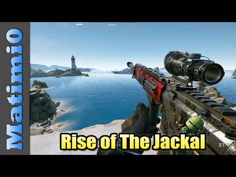Rise of the Jackal - Rainbow Six Siege