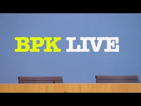 23. Juni 2021 - Bundespressekonferenz | RegPK