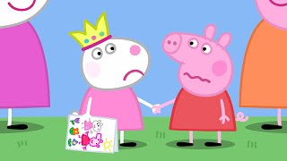 Peppa Pig Full Episodes - Suzy Goes Away - Cartoons for Children