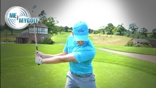 Grip And Wrist Set In The Golf Swing