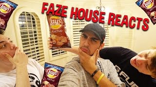 FAZE HOUSE REACTS TO THE BEST CHIPS