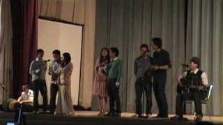"IU Spring 2009 Graduation - ""It might be you & Ingatlah hari ini"""