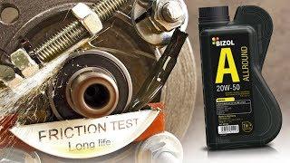 Bizol Allround 20W50 Jak skutecznie olej chroni silnik?