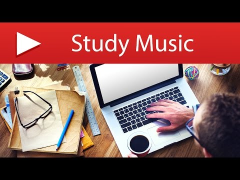 Work Focus: 3 HOURS Pleasant Concentration Music for Work in Office