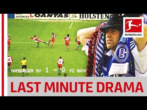Most Dramatic Moment in German Football