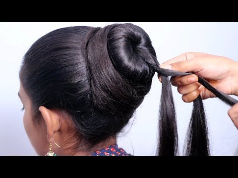 Quick & Easy Hairstyles That'll Save Your Time | Last Minute Hairstyle for Busy Mornings thumbnail