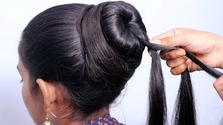 Quick & Easy Hairstyles That'll Save Your Time | Last Minute Hairstyle for Busy Mornings