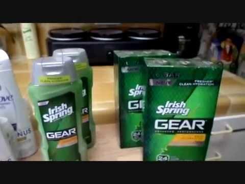 *Free Deodorant, Shampoo & Conditioner + MM*  Beginner: RiteAid w/o 3-22-15