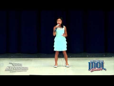 B&GC Idol Semi Finals 2014 Sydney Haik