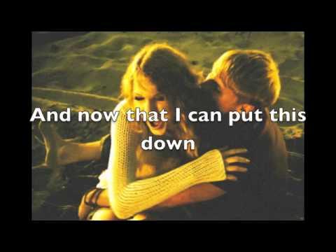 Come Back... Be Here - Taylor Swift (LYRICS)