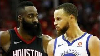 Golden State Warriors vs Houston Rockets_Game 1_(NBA 2019 Playoffs)