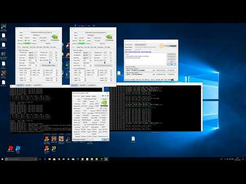 MINING Gtx960 And I7 CPU