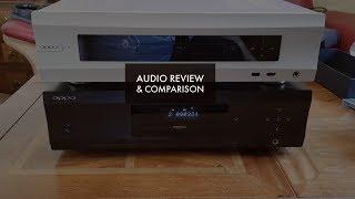 видео OPPO UDP-205, купить Blu-ray проигрыватель OPPO UDP-205
