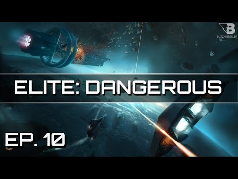 The Adder! - Ep. 10 - Elite: Dangerous - Let's Play - Release