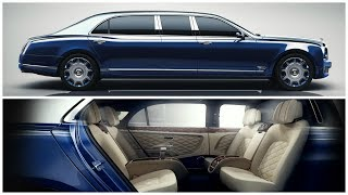 2018 Bentley Mulsanne Grand Limousine | Better than ANY Rolls Royce?!?