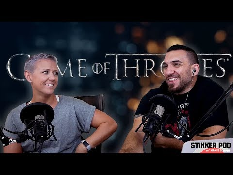 Game of Thrones 801 Recap & Comments Discussion | Stikker Podcast Episode 3