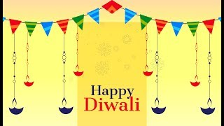 New Best Happy Diwali 2019 Wishes,Whatsapp Video,Greetings,,Messages,Happy Deepavali ' Statuss