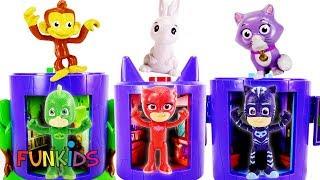 PJ Masks Transforms into Wrong Animals