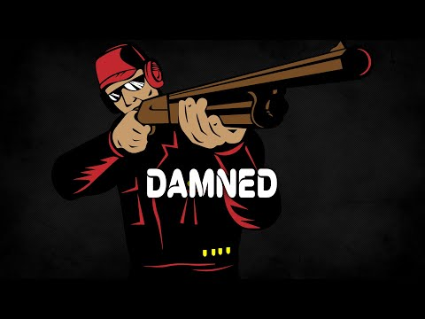 "(FREE) ""DAMNED"" Freestyle Hard Trap Beat Instrumental 