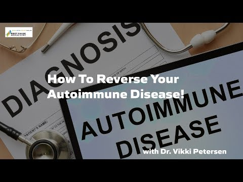 Signs Of Autoimmune Disease: How To Reverse Your Autoimmune Disease!
