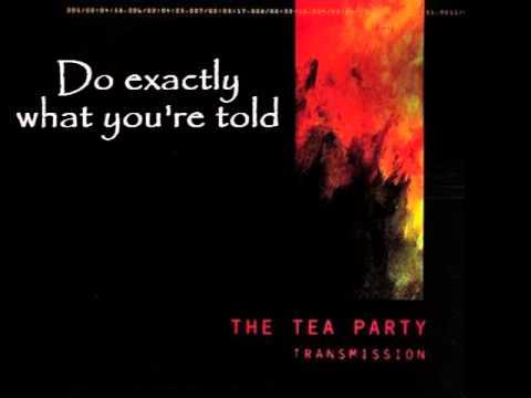 The Tea Party - Emerald (lyrics)