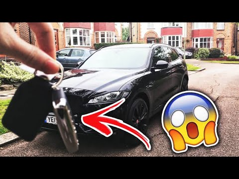 STEALING YOUTUBERS £50K CAR PRANK!!! 😱🔥