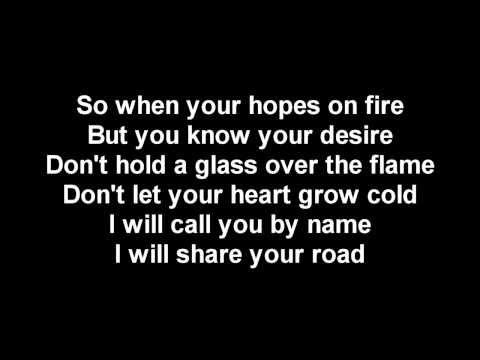 Mumford and Sons - Hopeless Wanderer (Lyrics)