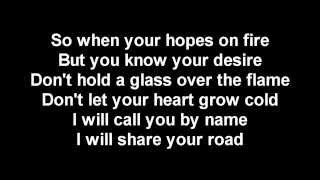 Mumford and Sons - Hopeless Wanderer (Lyrics)