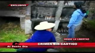 Crimen sin castigo: macabro caso de justicia popular en La Libertad