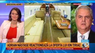 Adrian Năstase, despre noul pariu pus la bătaie de Ion Țiriac