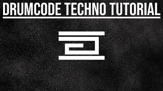 How To Make Drumcode Style Techno [+Samples]