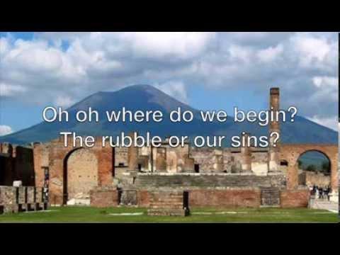 Pompeii - Bastille (Lyrics)