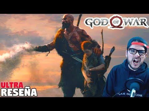 ¿El mejor de PS4?   God of War - Ultra Reseña (CON SPOILERS)