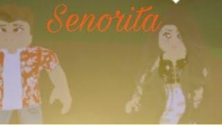 Roblox Music Video-Señorita by Shawn Mendes and Camila Cabello.