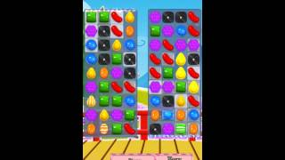 Candy Crush Saga Level 375 iPhone No Boosts