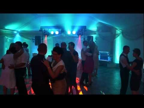 DJ NA WESELE KRAKÓW DOM WESELNY U NIEDŹWIEDZIA Dekoracje światłem LED