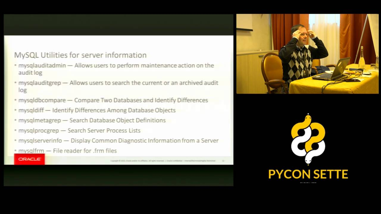 Image from Python e MySQL come python può aiutare a gestire MySQL