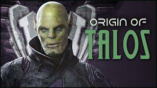 Origin of Talos - Skrull Warrior