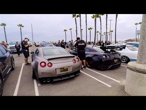 BEACH MEET!! NO MORE IN HUNTINGTON BEACH CALIFORNIA 2018