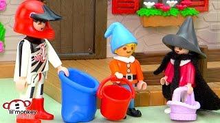 Ricardo Family Halloween! Marcel, Johnny & Jasmine Go Trick-or-Treating!