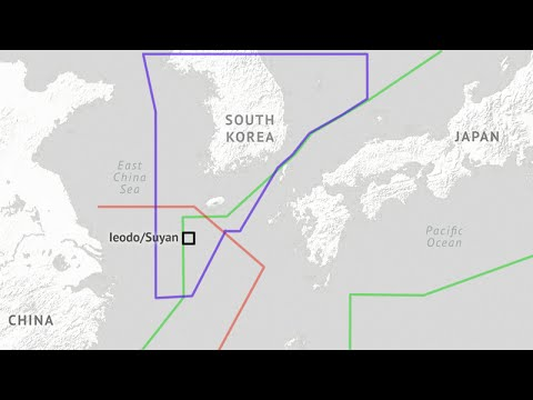 Conversation: China and South Korea Compete in the Yellow Sea