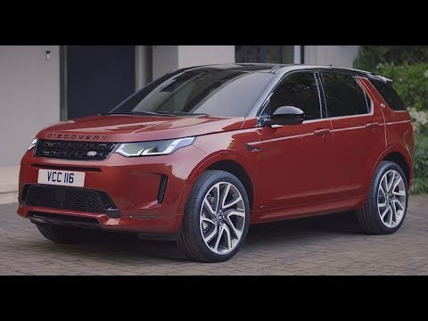 2020 Land Rover Discovery Sport - Features & Review